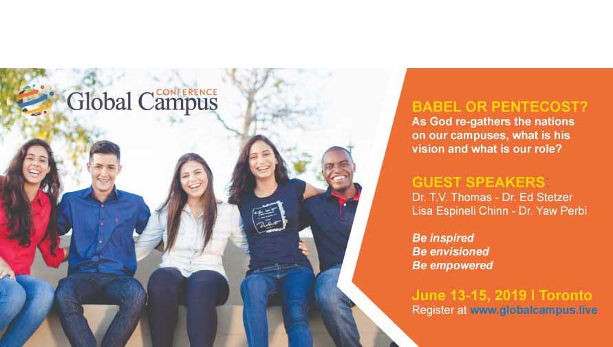 GLOBAL CAMPUS Conference 2019 – International Student